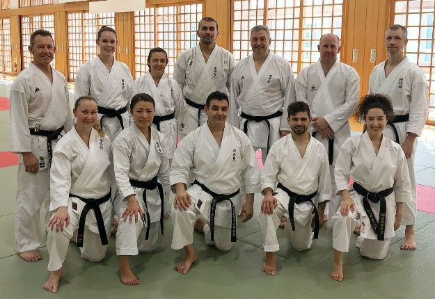 Goshukan Karate Academy Continuing Your Journey