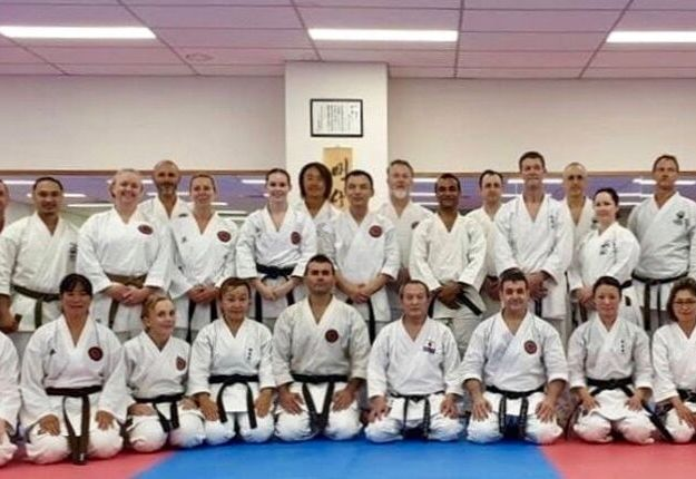 Why Goshukan Karate Adults Academy
