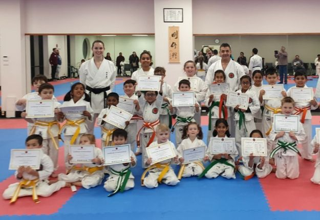 Why Goshukan Karate Academy