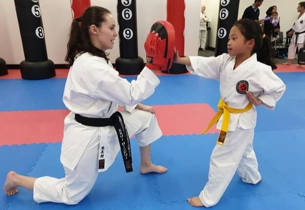 Goshukan Karate Kids achievements